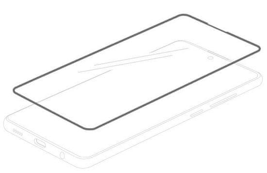 EPICO Edge to Edge Glass zaštitno staklo za IM iPhone 13 mini, crno (60212151300001)