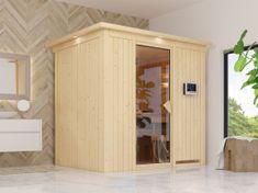 KARIBU finská sauna KARIBU BODIN (47829)