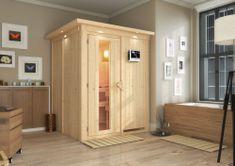 KARIBU finská sauna KARIBU NORIN (75588)
