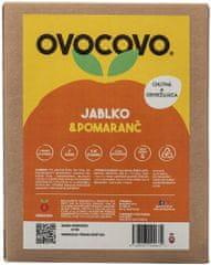 OVOCOVO Jablko-pomaranč ovocná šťava BAG in Box 3l