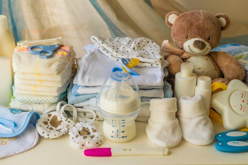 Výbavička pro miminka