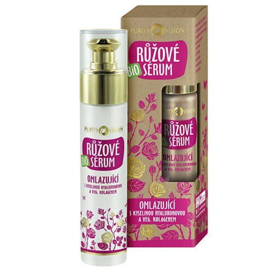 Purity Vision Organic Pink Pomlajevalni serum 50 ml