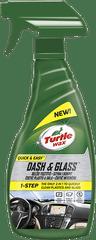 Turtle Wax Čistič - plast a sklo 500ml