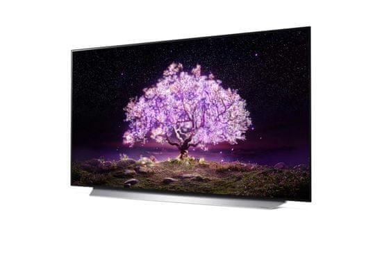 "LG OLED55C12LA 55"" Smart OLED TV 139 cm, 4K Ultra HD, HDR, webOS ThinQ AI, Minden, amit imádni lehet a TV-ben !"