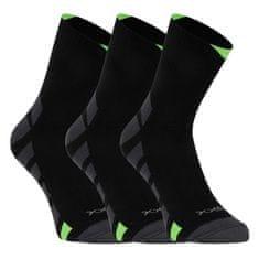 Voxx 3PACK ponožky černé (Gastl) - velikost S