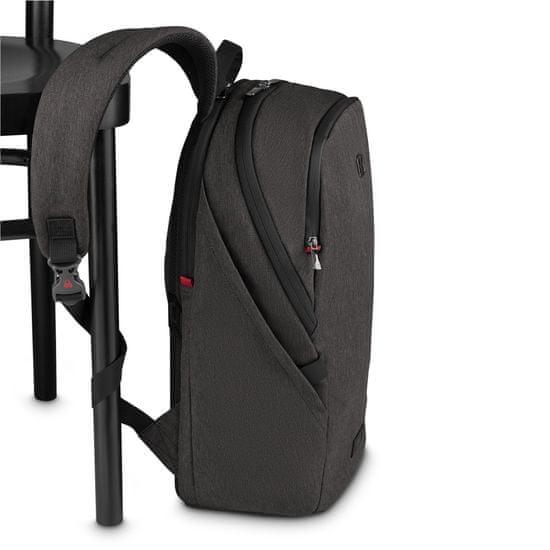 Wenger MX LIGHT - 16″ laptop és táblagép hátizsák 611642, szürke