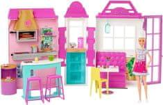 Mattel Barbie Restavracija z lutko igralni set