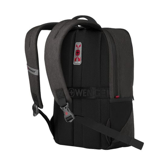 Wenger MX RELOAD - 14″ laptop és tablet hátizsák 611643, szürke