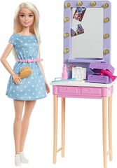 Mattel Barbie Dreamhouse adventures igralni komplet s punčko Malibu