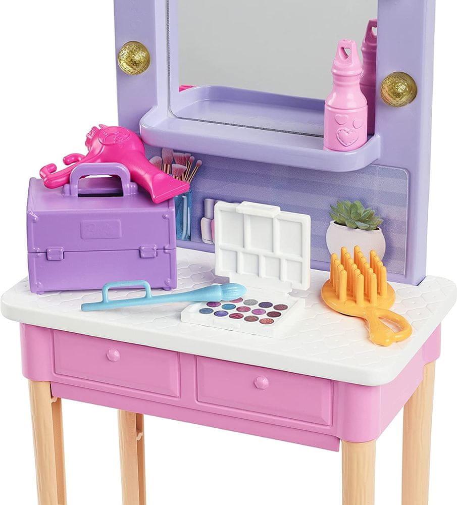 Mattel Barbie Dreamhouse adventures herní set s panenkou Malibu