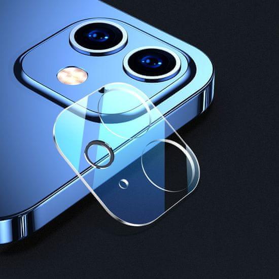Joyroom Mirror ochranné sklo na kameru na iPhone 12 Pro