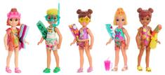 Mattel Barbie Color Reveal Chelsea marmurowa