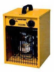 Master Dielenské ohrievač elektrické - priamotop, prenosné, 3,3 kW, napätie 230V - MASTER B3,3EPB