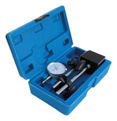 SATRA Magnetický stojan, statív + úchylkomer, rozsah 0 - 10 mm