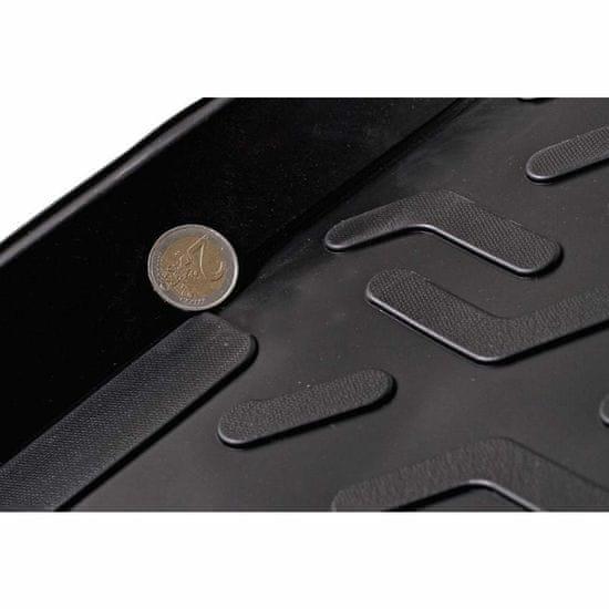 SIXTOL Vaňa do kufra gumová Nissan Note I (E11) (vrchnej poschodie kufra) (05-12) SIXTOL
