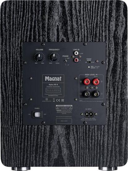 MAGNAT Alpha RS 8 - černá