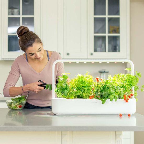 Click and Grow Smart Garden 9, biela