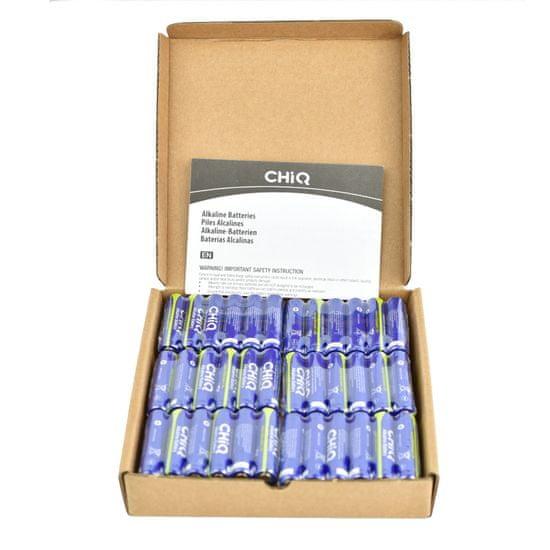 CHiQ 40 ks AA alkalické batérie 40BLR6
