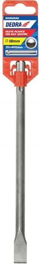 Dedra Ploché dláto SDS MAX 50x18x400mm - WXD5040