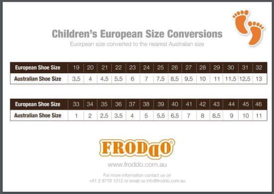 Froddo dječje papuče G1130005-15