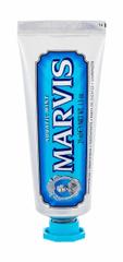 Marvis 25ml aquatic mint, zubní pasta