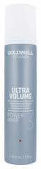 GOLDWELL 300ml style sign ultra volume power whip