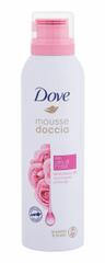 Dove 200ml shower mousse rose oil, sprchová pěna