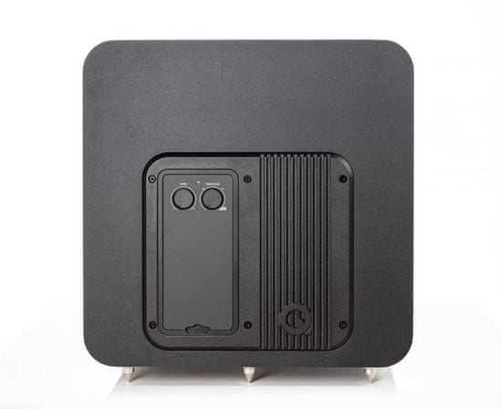 Q Acoustics Q B12 subwoofer - černá karbon
