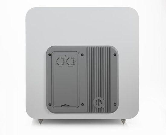 Q Acoustics Q B12 subwoofer - bílá matná