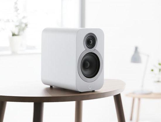 Q Acoustics 3020i bílá