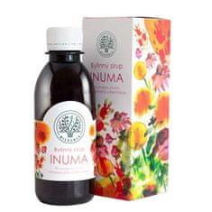 Bilegria Inuma bylinný sirup na podporu imunity s echinaceou a rakytníkom 200 ml
