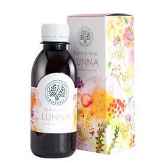 Bilegria Lunn bylinný sirup pre pokojný spánok s levanduľou 200 ml