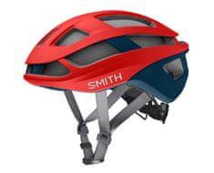 SMITH OPTICS Trace Mips kolesarska čelada, 55-59, rdeča