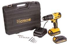 Hoteche AKU vŕtačka s príklepom 20V 50 Nm - HTP800111