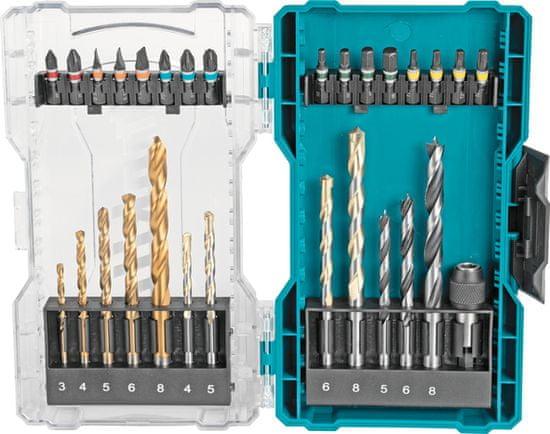 Makita E-07054 29-dijelni set za bušenje i uvrtanje