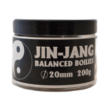 Lastia Jin-jang balanced boilies,20 mm,broskyňa-chobotnica