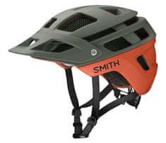 SMITH OPTICS Forefront 2 Mips kolesarska čelada, 59-62, sivo-rdeča