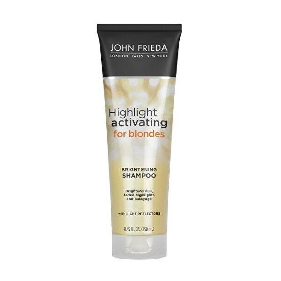 John Frieda ( High light Activating Moisturising Shampoo) 250 ml