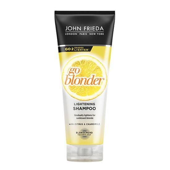 John Frieda Sheer Blonde Go Blonder (Lightening Shampoo) 250 ml