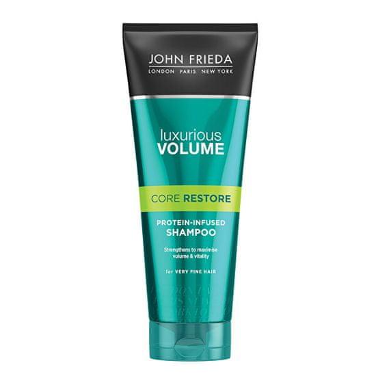 John Frieda Regenerativni šampon za volumen v sprejemni več (Volume Core Restore) 250 ml