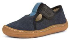 Froddo chlapecké barefoot bačkory G1700303 27 tmavě modrá