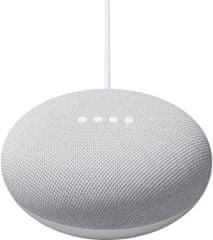Google Nest Mini 2. generace, chalk