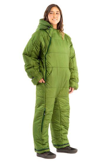 Selkbag Spací pytel Selkbag Original 6G Green Pasture Velikost: M:150-165cm