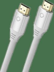 Oehlbach 8K Ultra High Speed HDMI Kabel Black Magic MKII. - 2m bílá