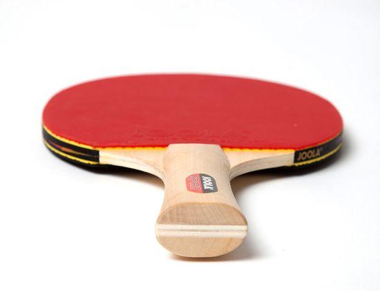 Joola Ping pong sada - 4x pálka na stolní tenis, 10 míčků, pouzdro