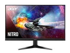 Acer Nitro QG241YPbmiipx monitor, 60,45 cm, FHD, VA, 165 Hz, 16:9, HDR 10, 1 ms