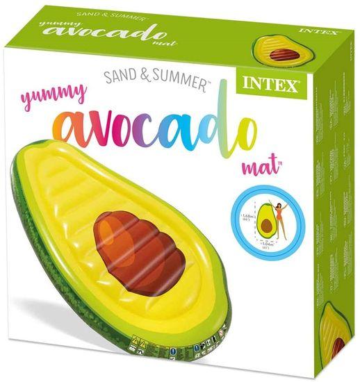 Intex napihljiva blazina 58769 Avokado