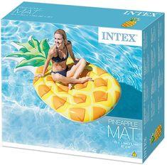 Intex napihljiva blazina Ananas maxi