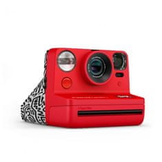 POLAROID NOW Keith Haring 2021 fotoaparat, rdeč