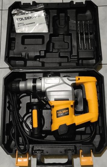 Tolsen Tools Elektrické vŕtacie kladivo TOLSEN 1100W